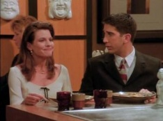 Friends 01x14 : The One With The Candy Hearts- Seriesaddict